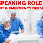 OET SPEAKING ROLE PLAY – ACCIDENT AND EMERGENCY WARD