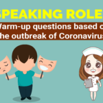 OET SPEAKING ROLE PLAY – BIPOLAR DISORDER – WARM UP QUESTIONS ON CORONAVIRUS