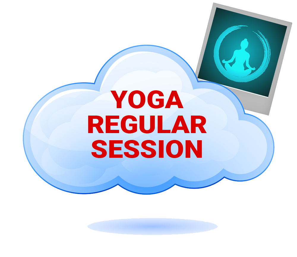 YOGA REGULAR SESSION